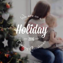 Kerstvakantie 2016 afbeelding
